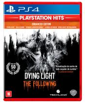Game dying light the following - ps4 - Warner