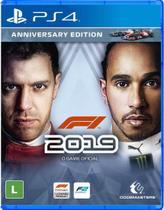 Game F1 2019 ANNIVERSARY EDITION - Codemasters