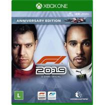 Game F1 2019 Anniversary Edition - XBOX ONE - Codemasters