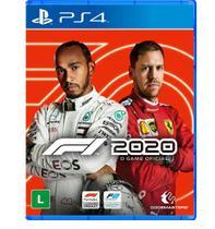 Game f1 2020 edição padrão ps4 - Codemasters