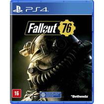 Game Fallout 76 - PS4 - Playstation