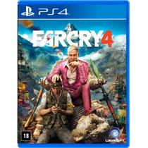 Game Far Cry 4 - PS4 - Playstation