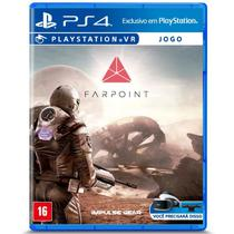 Game Farpoint PSVR PS4 - Sony