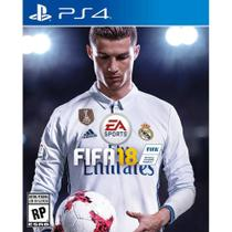 Game FIFA 18 - PS4 - Sony