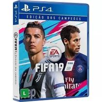 Game - Fifa 19 Champions Edition Br - PS4 - Ear