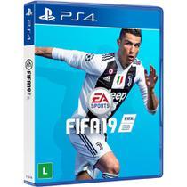 Game FIFA 19 - PS4 - Eletronics arts (ea)