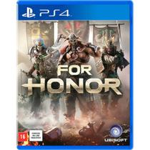 Game For Honor - PS4 - Playstation