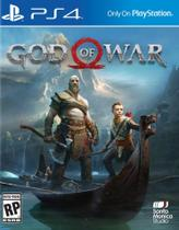 Game god of war - ps4 - Santa monica