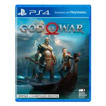 Game God Of War - PS4 - Sony