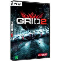 Game Grid 2 - PC  - Codemasters - Games