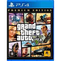 Game Gta V Premium Edition - Rockstar Games