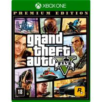 Game Gta V Premium Edition - Rockstar Games