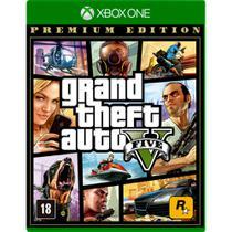 Game gta v premium edition - xbox one - Rockstar