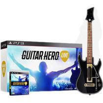 Game Guitar Hero Live - PS3 - Playstation