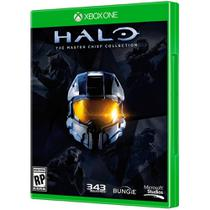 Game Halo: Master Chief Collection - Xbox One - Microsoft