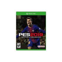 Game Jogo Pro Evolution Soccer PES 2019 Xbox - Konami - Microsoft