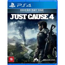 Game Just Cause 4 Edição Day One - PS4 - Playstation