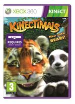 Game Kinectimals Now With Bears p/ Xbox 360 - Microsoft Games