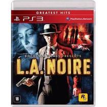 Game - L.A. Noire - PS3 - Rockstar