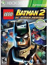 Game Lego Batman 2 DC Super Heroes - Xbox 360 -