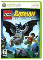 Game Lego Batman The Videogame - Xbox 360 -