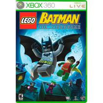 Game Lego Batman The Videogame - Xbox 360
