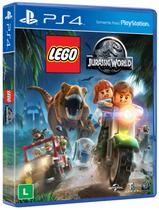 Game Lego Jurassic World - PS4 - Tt games
