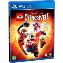 Game Lego Os Incríveis - PS4 - Playstation