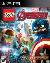 Game lego vingadores - ps3 - Warner