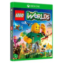 Game Lego Worlds - Xbox One - Warner bros games