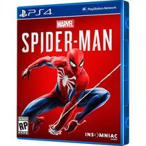Game Marvel Spider-Man Playstation 4 - Insimnuac