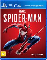 Game Marvels Spider-Man - PS4 - Insomniac games