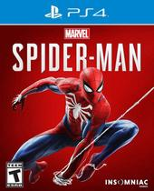 Game Marvels Spider-Man - PS4 - Playstation
