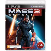 Game Mass Effect 3 - PS3 - Games