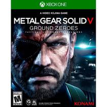 Game Metal Gear Solid V: Ground Zeroes - XBOX ONE - Games