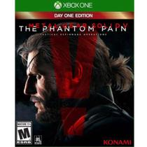 Game Metal Gear Solid V: The Phantom Pain - One Day Edition - Xbox One -