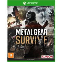 Game Metal Gear Survive - XBOX ONE - Microsoft