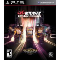 Game Midway Arcade Origins - PS3 - Playstation