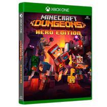 Game Minecraft Dungeons - Hero Edition - Mojang