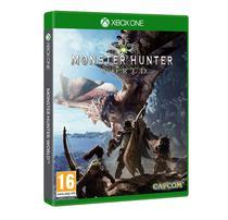 Game monster hunter world - xbox one - Capcom