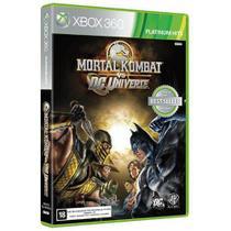 Game Mortal Kombat vs. DC Universe - Xbox 360 -