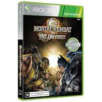 Game Mortal Kombat vs. DC Universe - Xbox 360