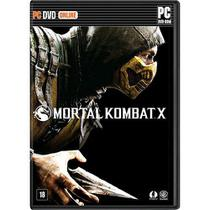 Game Mortal Kombat X - PC - Games