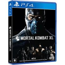 Game Mortal Kombat XL - PS4 - Playstation