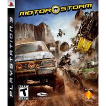 Game Motor Storm - PS3 - Sony