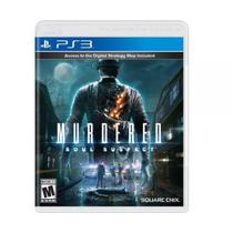 Game  Murdered: Soul Suspect - PS3 - Games
