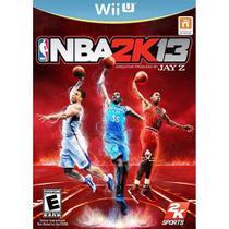 Game NBA 2K13 - Wii U - 2K Sports