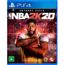 Game Nba 2K20 PS4 - Sony
