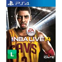 Game NBA Live 14 - PS4 - Easports