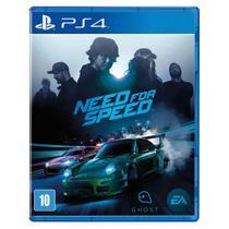 Game Need For Speed 2015 - PS4 - Ea games